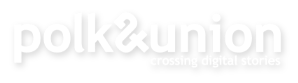 Logo Polk&Union | CROSSING DIGITAL STORIES | Digital Marketing Agency