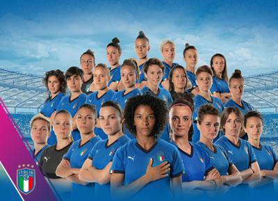 FIGC Femminile #RagazzeMondiali