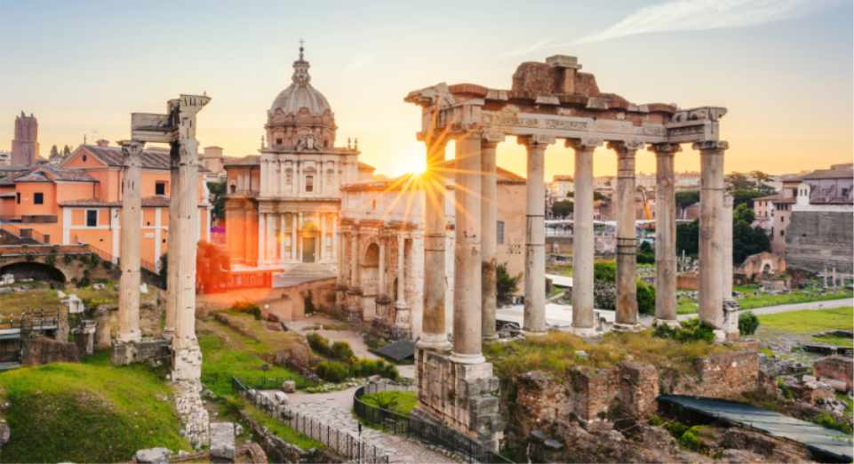 Sede P&U di Roma