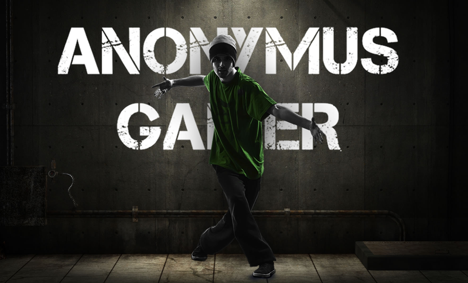 Creazione della community Anonymous Gamers per Sony Playstation