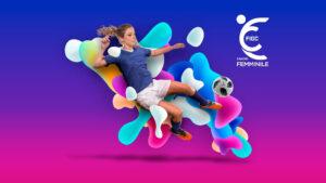 Creatività per la Lega Calcio Femminile