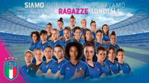Creatività per FIGC - Nazionale Calcio Femminile