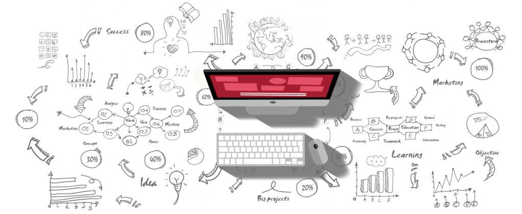 Comunicazione integrata digitale per La Sapienza | Università di Roma